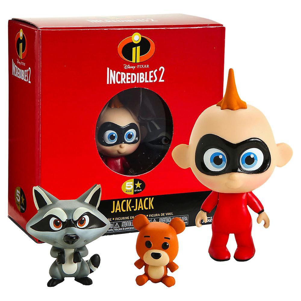 Funko 5 Star-The Incredibles 2-Jack Jack Medium Figure Jouet Présent Disney
